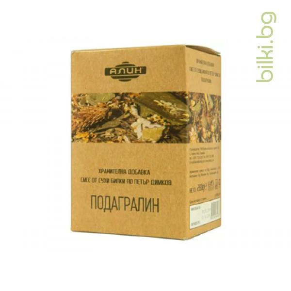 подагралин, билки смес, алин, билки за подагра,пикочна киселина
