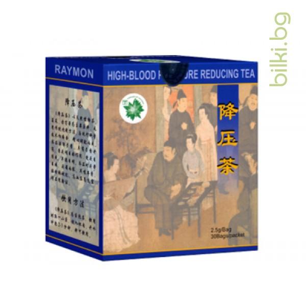 чай  раймон за високо кръвно налягане