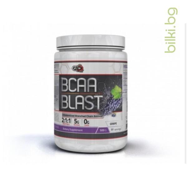 bcaa blast grape, аминокиселини