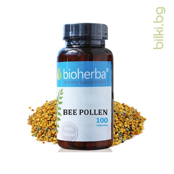 bee pollen, пчелен прашец, витамини, минерали,