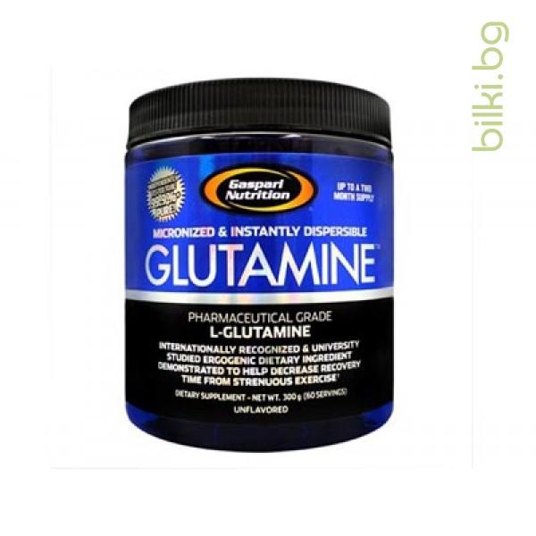 gaspari glutamine,спортни добавки