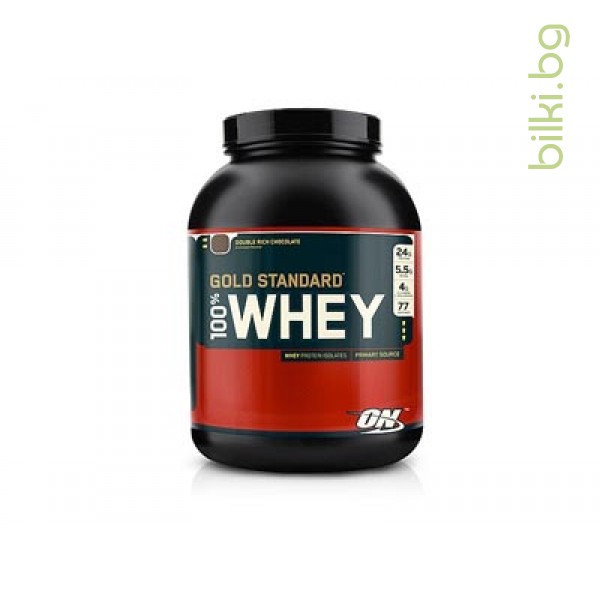 100% whey gold standart double chocolate