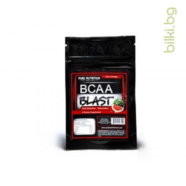 bcaa blast double dose, аминокиселини