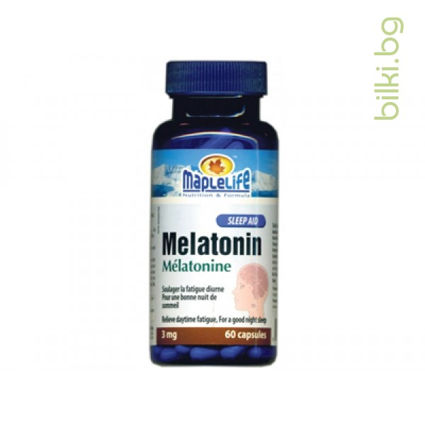 Мелатонин при безсъние