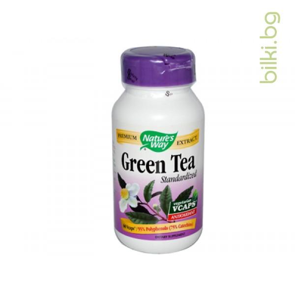зелен чай имуностимулатор