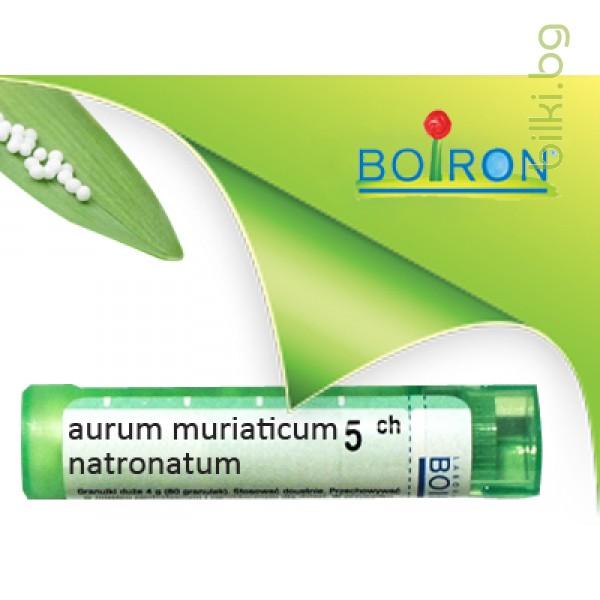 аурум, aurum muriat.natronatum, ch 5, боарон