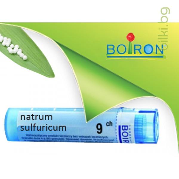 natrum sulfuricum, boiron