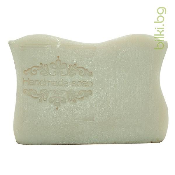 глицеринов сапун, родопска глина, биохерба