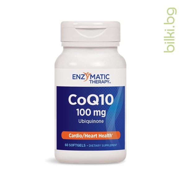 коензим q10, антиоксидант