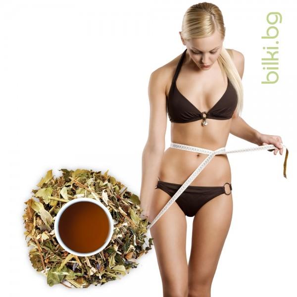 17 билки, билки за отслабване, билки за детоксикация, чай