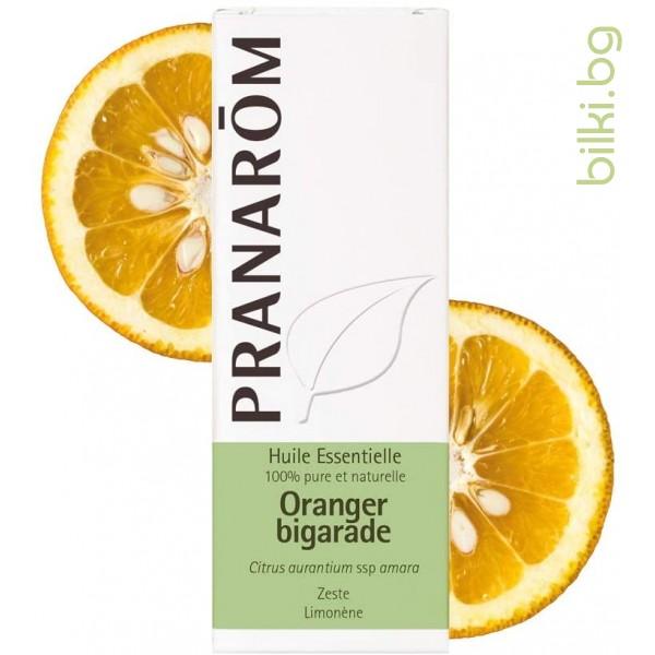Горчив портокал етерично масло, pranarom