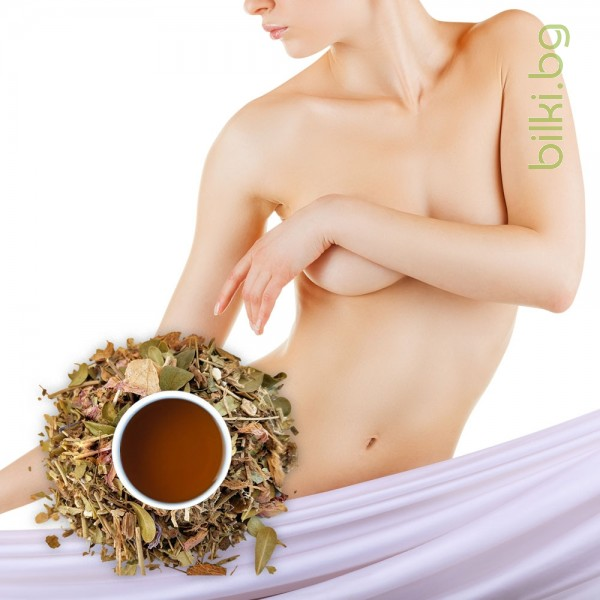 артистичен чай, билки