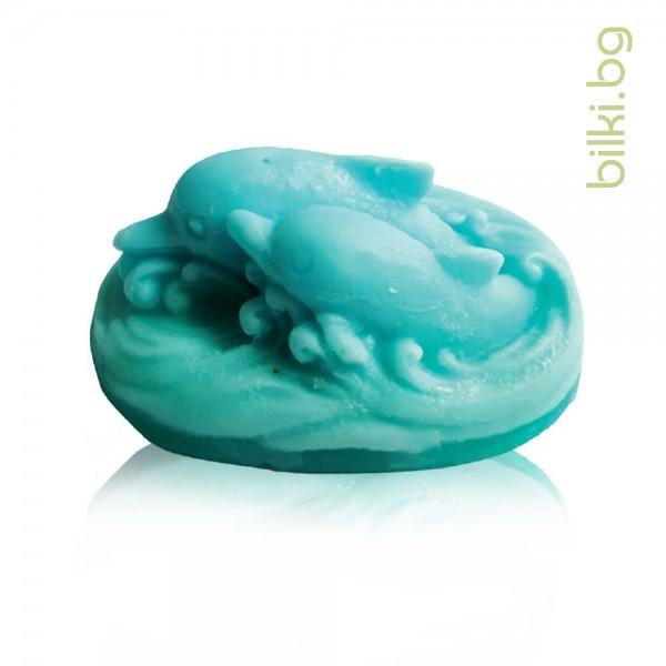 сапун, делфин, глицеринов сапун