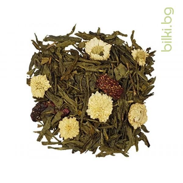 веда, жасминов бриз, бял чай, зелен чай