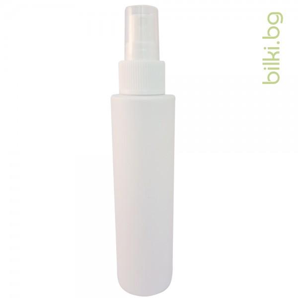 пластмасова бутилка, бутилка с крем-помпа