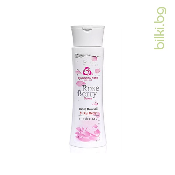 душ гел, rose berry nature, душ, гел,гелове