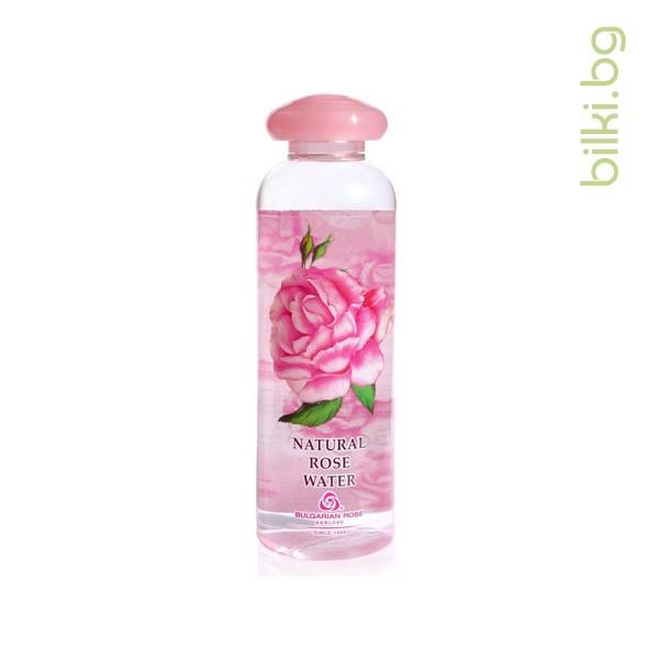натурална розова вода