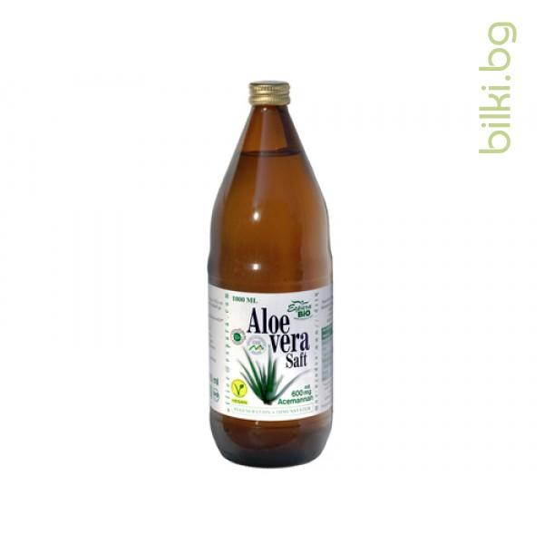 алое вера,растителен сок