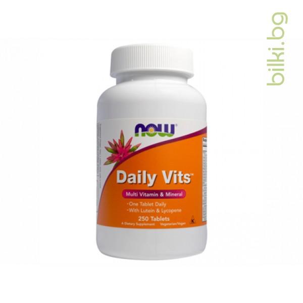 витамини и минерали,витамини,daily vits,дневни витамини