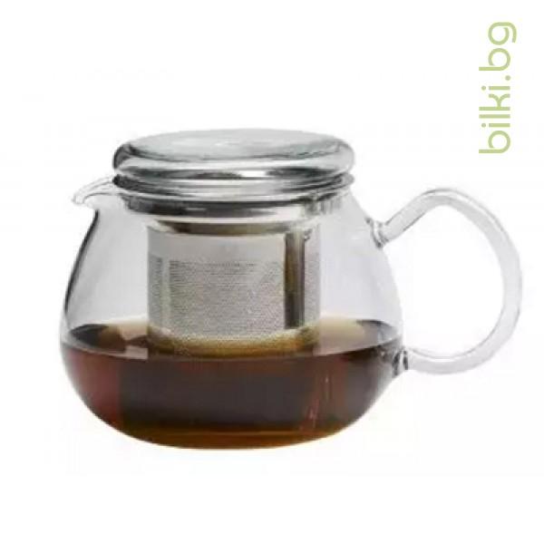 pretty tea, s,чайник,метален филтър