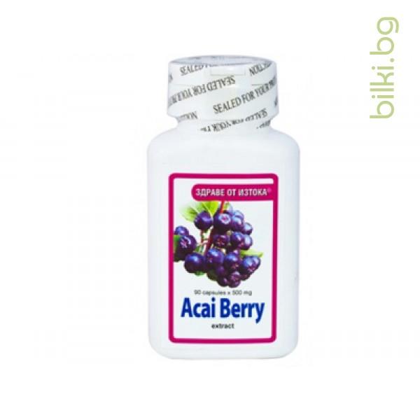 акай, плод, екстракт, капсули,метаболизъм