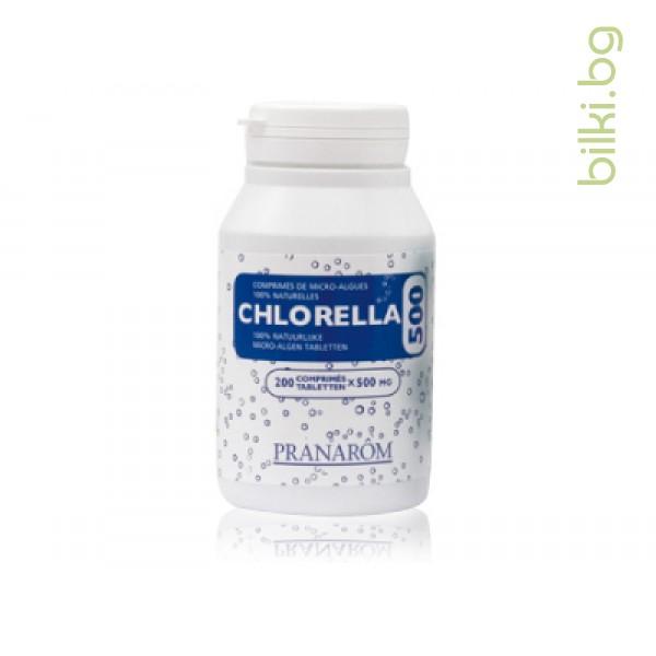 хлорела микроводорасли, пранаром