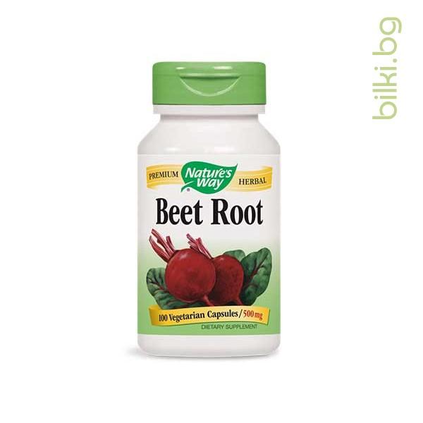 червено цвекло корен