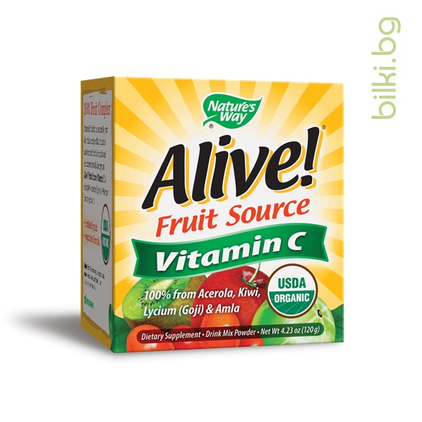 алайв витамин ц