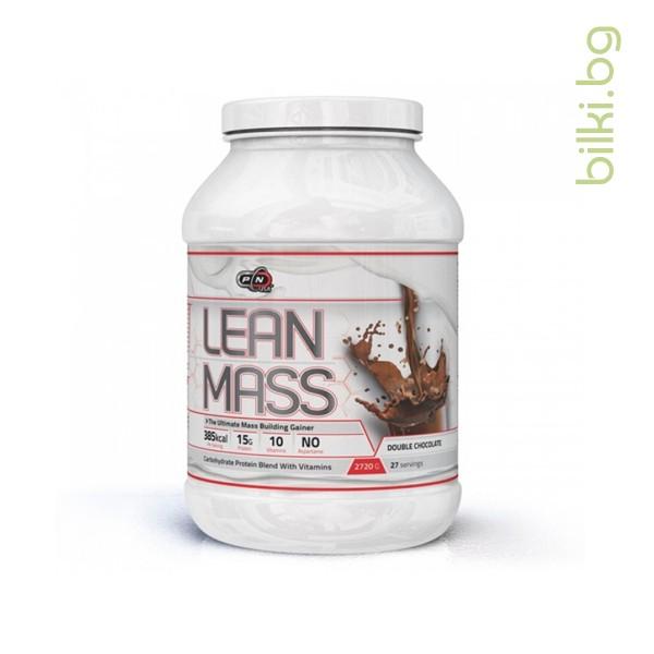 lean mass cookies and cream, спортни добавки