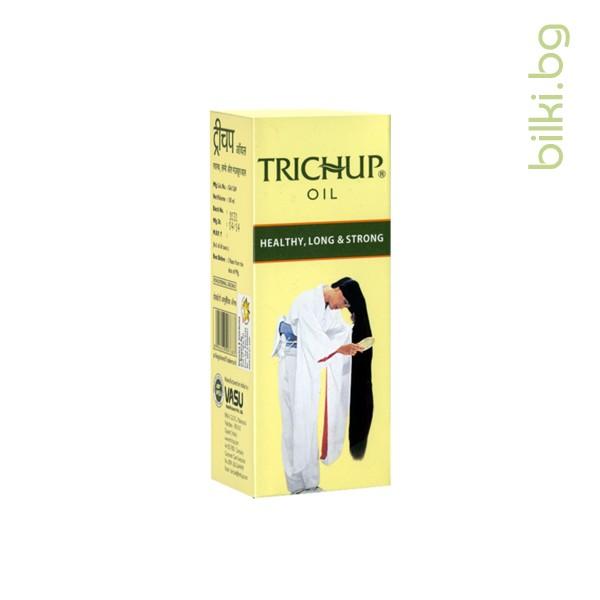 Индийско масло за коса Тричуп