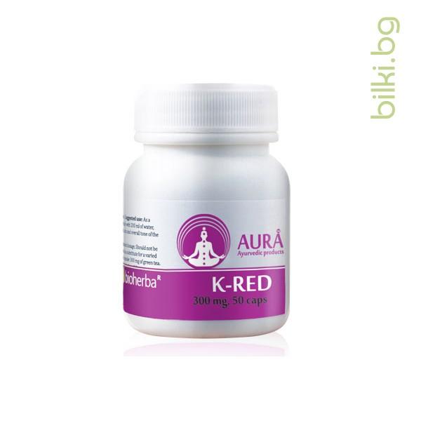 кред, aura хранителни добавки