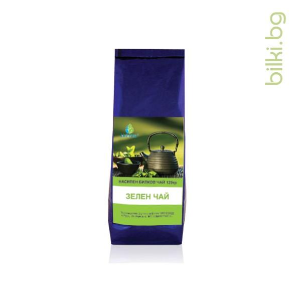 зелен чай, насипен чай, билков чай, тонизиращо, диуретично
