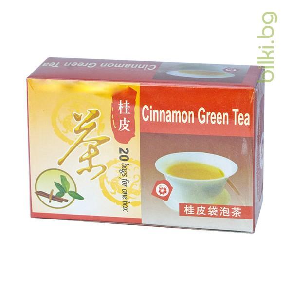 чай филтър, филтърен чай, чайове, зелен чай, канела