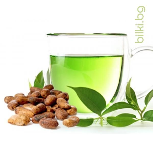 зелен чай, чай зелен,зелен чай с,какаови зърна,чай от какаови зърна