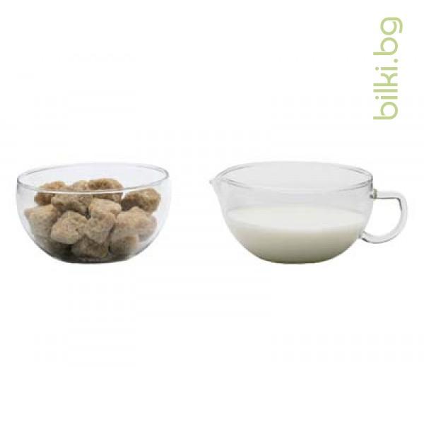 Захарница и каничка за мляко MIKO 0,15/0,15л-Йена