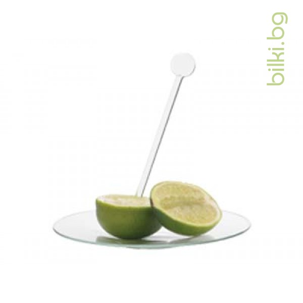 Стъклени пръчици за разбъркване 18 cm, 1бр- Йена