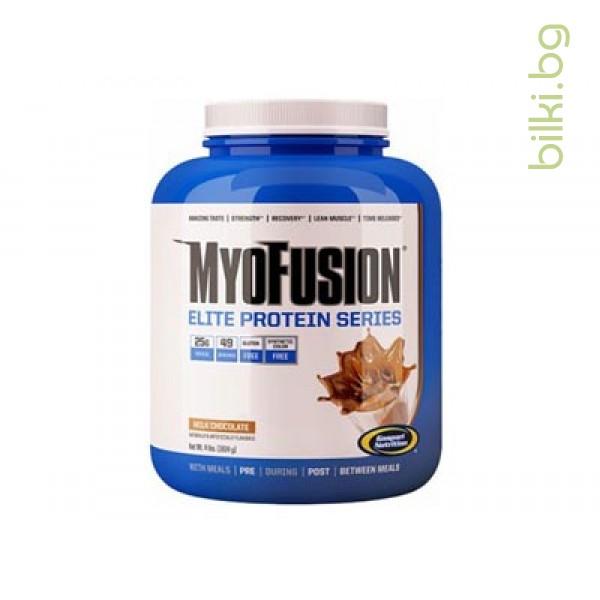 myofusion elite chocolate,протеини