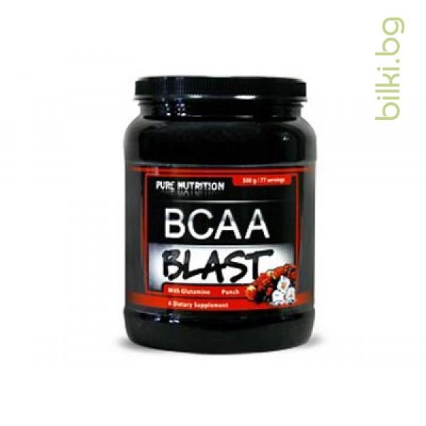 bcaa blast, аминокиселини