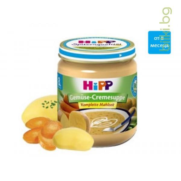 хип био супа крем зеленчукова