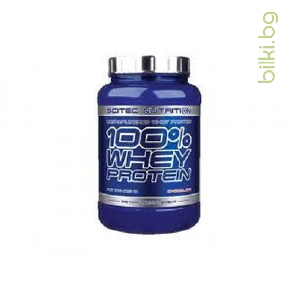 100% whey protein, 920 g, протеини
