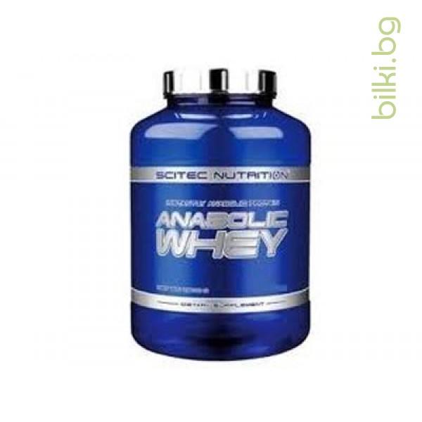 anabolic whey, протеини
