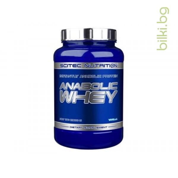 anabolic whey vanilla, протеини