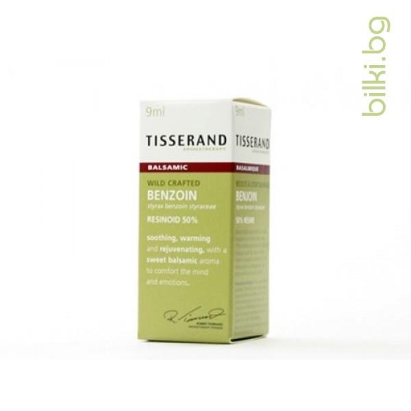 масло от тамян, бензоин, тисеран