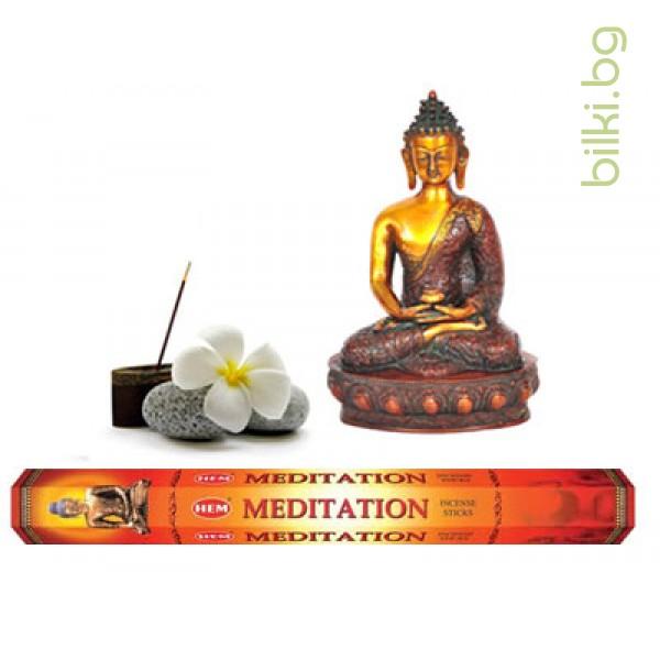 ароматни пръчици, инсенс медитация