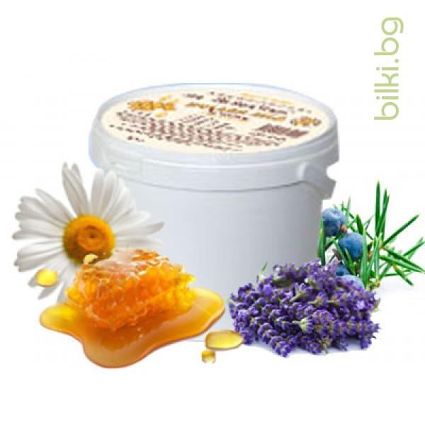 пчелен мед,масажи