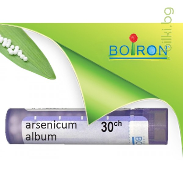 арсеникум, arsenicum album, ch 30, боарон