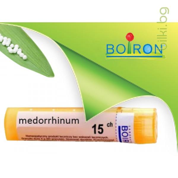 medorrhinum, boiron