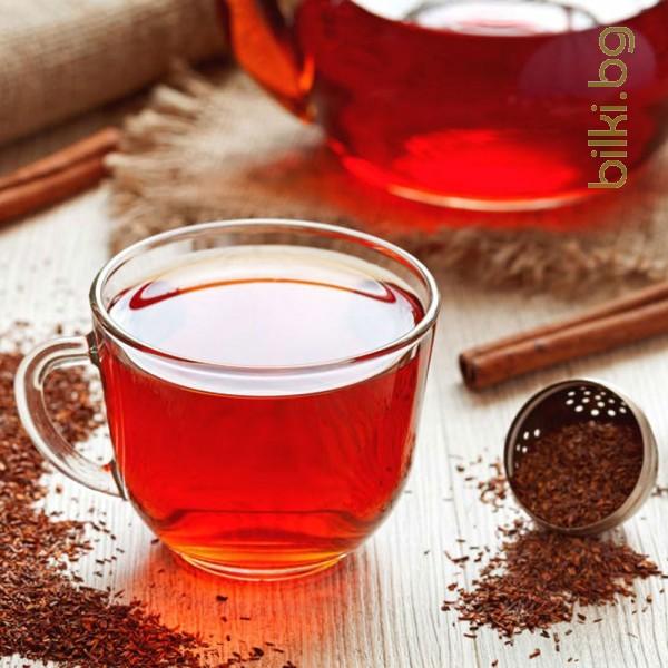 чай ройбос,канела,чай