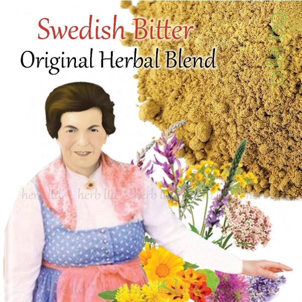 шведска горчивка