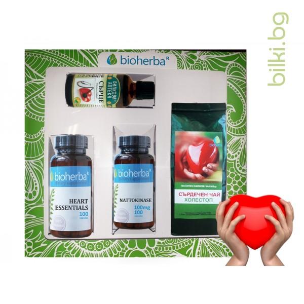 пакет, bioherba, сърдечно – съдовата система, тинктура